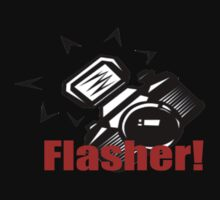 Flasher! by Kristina Gale