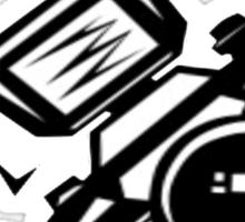 Flasher! Sticker