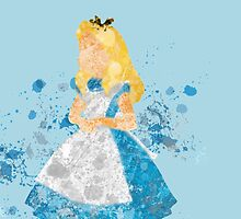 Paint Splatter Princess - Alice by Nani &  Ceci