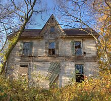 Gingerbread Abandoned House by DariaGrippo