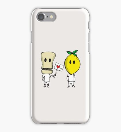 Lemon Love iPhone Case/Skin