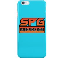 Screen Punch Gaming iPhone Case/Skin