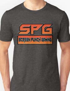Screen Punch Gaming Unisex T-Shirt