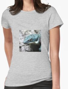 Abronia graminea  Womens Fitted T-Shirt