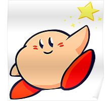 Kirby of the Stars Poster