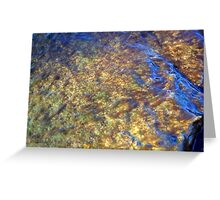 Mystic River Greeting Card