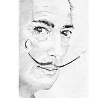 Salvador Dali Photographic Print