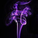 Purple smoke. by Matt kelly.