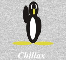 Penguin Chillax by brevans