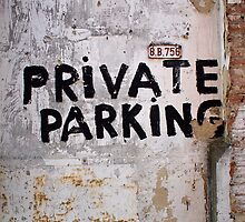 Private Parking by dijle