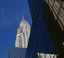 Chrysler Building - NYC by peterrobinsonjr