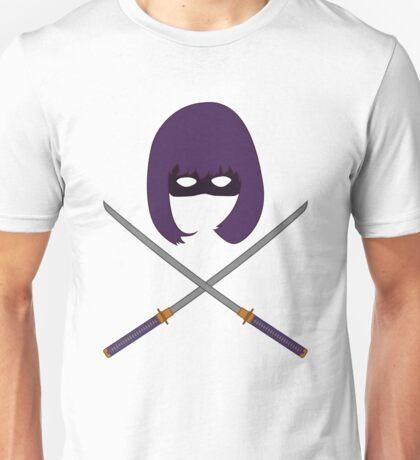 Hit Girl Minimal Unisex T-Shirt