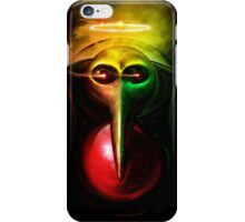 Sachiel Evangelion Anime Tra Digital Painting  iPhone Case/Skin