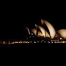 Sydney opera house. by Matt kelly.