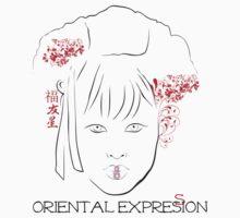 Oriental Expression by Sodya