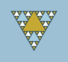 Sierpinski Triangles Unisex T-Shirt