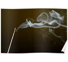 Incense Poster