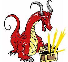 Dragon by zeroe