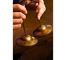 Meditation Bells Photographic Print