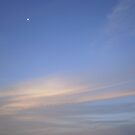 Pastel Moon by Luchare