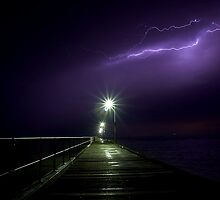 Rosebud Lightning 01 by Yanni
