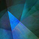 Pyramid # 1 - Midnight by Maija