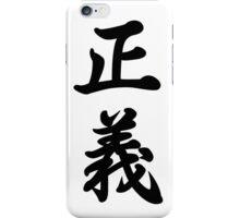 Seigi iPhone Case/Skin