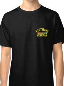 Vietnam Veteran sm Classic T-Shirt