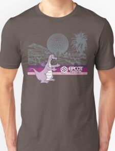 Welcome to EPCOT CENTER (Figment) T-Shirt