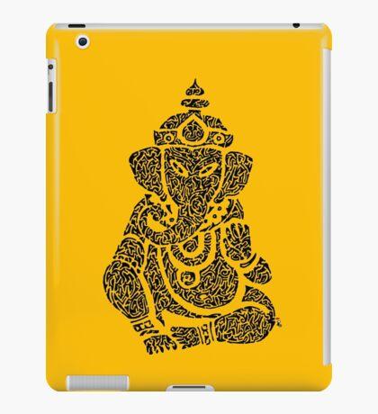 Ink Rain Ganesha iPad Case/Skin