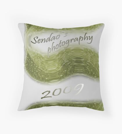 sendao`s photography... Throw Pillow
