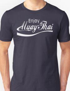 Enjoy Muay Thai  T-Shirt