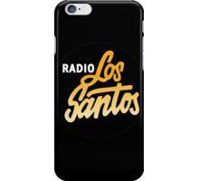 Radio Los Santos iPhone Case/Skin