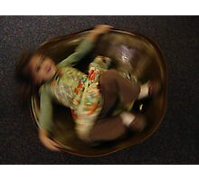Radial Blur  Photographic Print