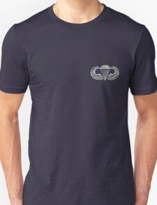 Army Parachute Wings sm Unisex T-Shirt