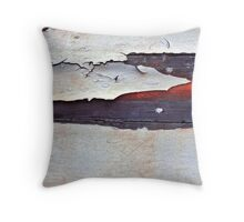 Boat Abstract-08 Throw Pillow
