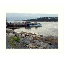 West Pennant,Nova Scotia Art Print