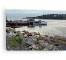West Pennant,Nova Scotia Canvas Print