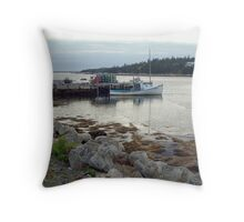 West Pennant,Nova Scotia Throw Pillow