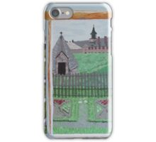 Louisbourg Window iPhone Case/Skin