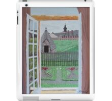Louisbourg Window iPad Case/Skin