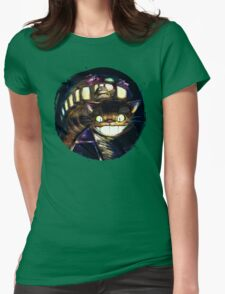 Cat Bus and Totoro are in Your Town T-Shirt