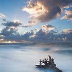 Sunset Point, Hokitiki, New Zealand by Anthony and Kelly Rae