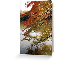 Fall Fashion Greeting Card