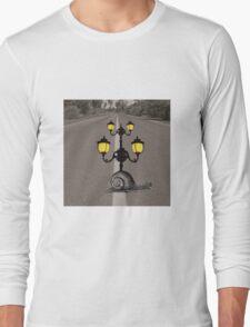 Shining in the darkest days. T-Shirt