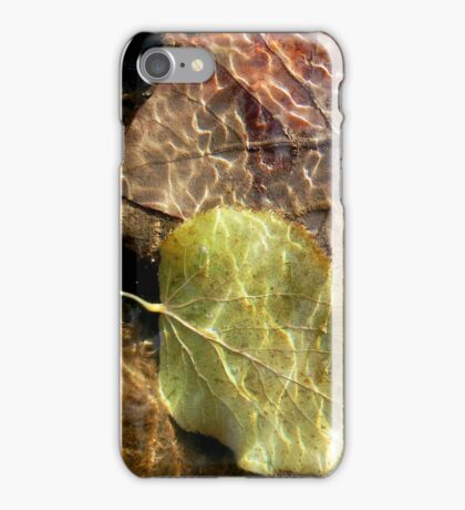 Light Waves iPhone Case/Skin