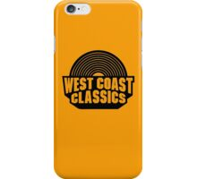 West Coast Classics iPhone Case/Skin