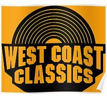 West Coast Classics Poster