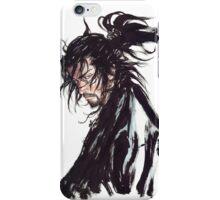 Samurai Miyamoto Musashi - Vagabond iPhone Case/Skin