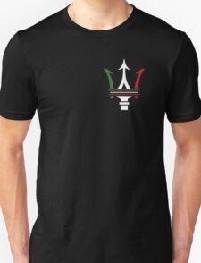 Maserati tribute Unisex T-Shirt